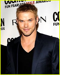 Kellan Lutz is the God of the Sea