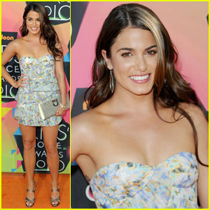 Nikki Reed - 2010 Kids Choice Awards