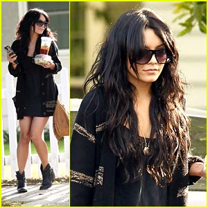 Vanessa Hudgens: Beastly Is Intense!