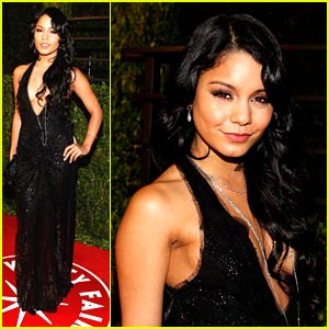 Vanessa Hudgens is Jenny Packham Perfect