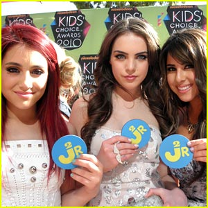 Victorious Cast: KCA Crazy!