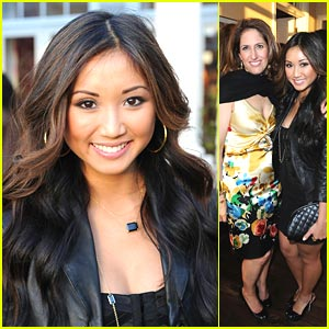 Brenda Song Finds Nine Rooms for Happiness