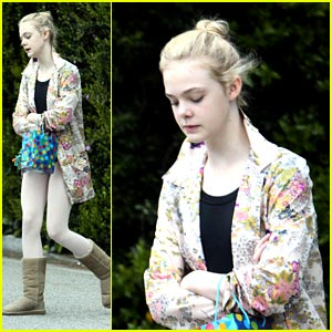 Happy Birthday, Elle Fanning!