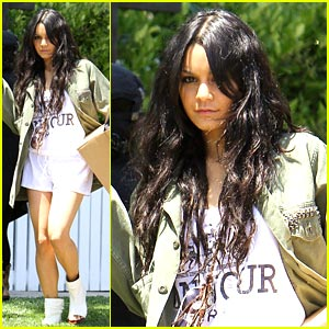 Vanessa Hudgens: Dead@17 is Dead For Now