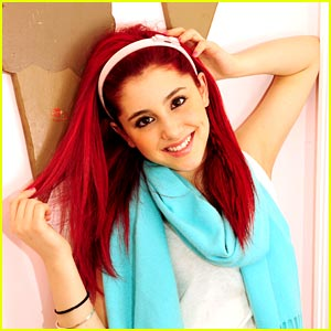 Ariana Grande: Let's Be Twitter Friends!
