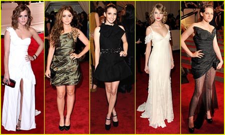 2010 Costume Institute Gala/MET Ball -- Best Dressed Poll!