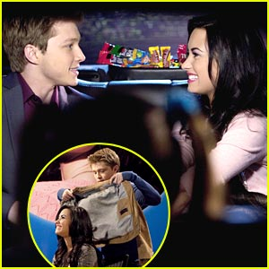 Demi Lovato & Sterling Knight: Date Night!