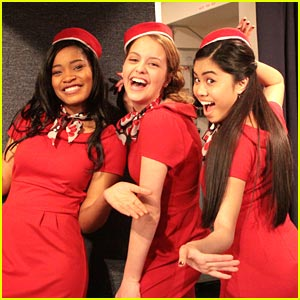 Keke Palmer & Ashley Argota: Trapped In Paris with Gage Golightly!