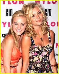 Aly & AJ Catch Their Stalker