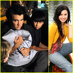 Kevin Jonas: New Camp Rock 2 Stills!!!
