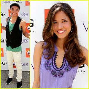 Kelsey Chow &#038; Roshon Fegan: Kidstock Cool