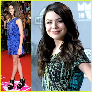 Miranda Cosgrove: MuchMusic Video Awards 2010