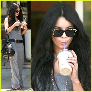 Vanessa Hudgens is Picture Perfect