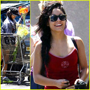 Vanessa Hudgens is Whole Foods Fit