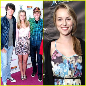 Bridgit Mendler & Jason Dolley are Miss Behavin'