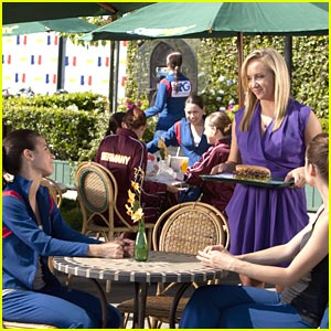Nastia Liukin Guest Stars on Make It or Break It