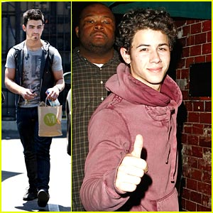 Joe &#038; Nick Jonas: Tour Plans Revealed!