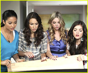 Pretty Little Liars Give us Something To Talk About