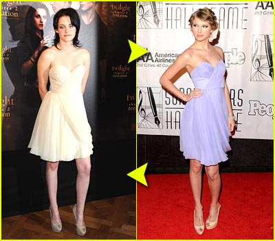 Fashion Faceoff: J. Mendel Chiffon Dress Part 2!