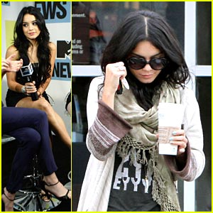 Vanessa Hudgens: Hello World, I'm Ready to Go