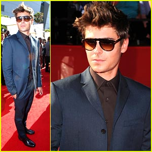 Zac Efron: ESPY Awards 2010