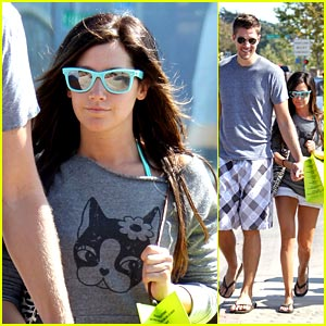 Ashley Tisdale &#038; Scott Speer: Malibu Country Cute