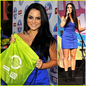 JoJo Does Something at TCA After Party