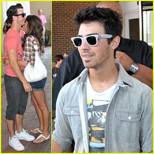 Jonas Brothers Hit Up Virginia Beach!