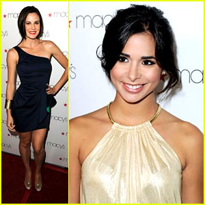 Josie Loren &#038; Chelsea Hobbs: Glamorama Girls