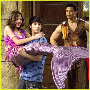 Kelsey Chow is a Mermaid!