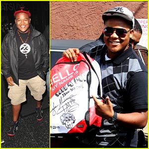 Kyle Massey: Vote For Me!