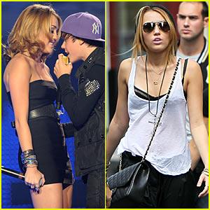 Miley Cyrus: Paris Has Me LOL-ing