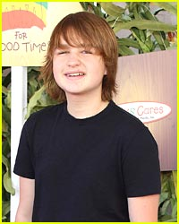 Angus T. Jones Breaks The Bank