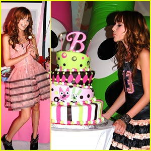 Inside Bella Thorne's 13th Birthday Party!