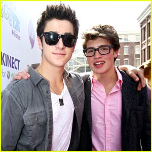 Gregg Sulkin: David Henrie is the Guy I Look Up To