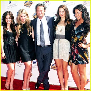 Pretty Little Liars & Matthew Perry: Lili Claire Clan