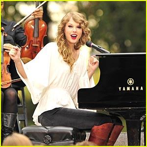 Taylor Swift: Central Park Concert!!!