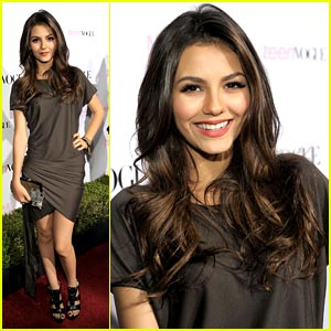 Victoria Justice: Teen Vogue Young Hollywood Party 2010!
