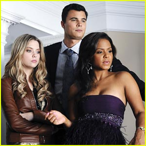 Ashley Benson in 'Christmas Cupid' -- FIRST LOOK!