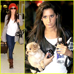 Ashley Tisdale: Studio 55 Workout