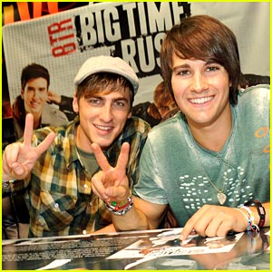 Big Time Rush: Union Square Signing!