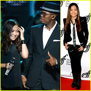 Charice Sings 'Earth Song' with Ne-Yo