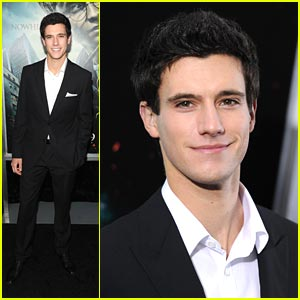 Drew Roy Parties With 'Potter'