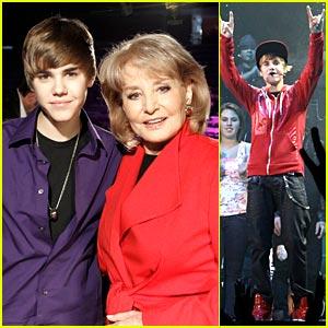 Justin Bieber: Cake in Canada!
