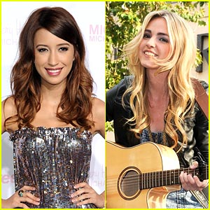 Katelyn Tarver &#038; Christian Serratos: New ABC Family Pilot!