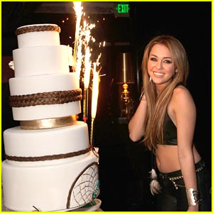 Miley Cyrus: Birthday Bash at Trousdale!