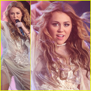 Miley Cyrus: Wetten Dass, Germany?