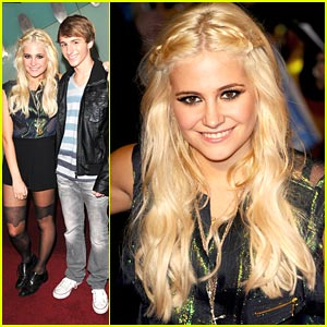 Pixie Lott Donates 'Get Weak' To Anti-Bullying