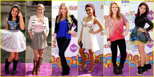 2010 Power of Youth -- BEST DRESSED POLL!