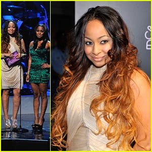 Raven Symone: Soul Train Awards 2010!